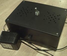 Raspberry Pi Rain Box