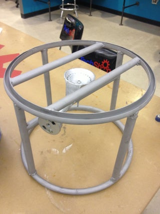How to Make a Burner Stand for Homebrewing Out of Recycled Stools