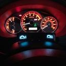 Wifi Enabled OLED ESP32 Car Gauges
