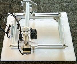 GearBest Laser Engraver DIY Kit Assembly Instructions