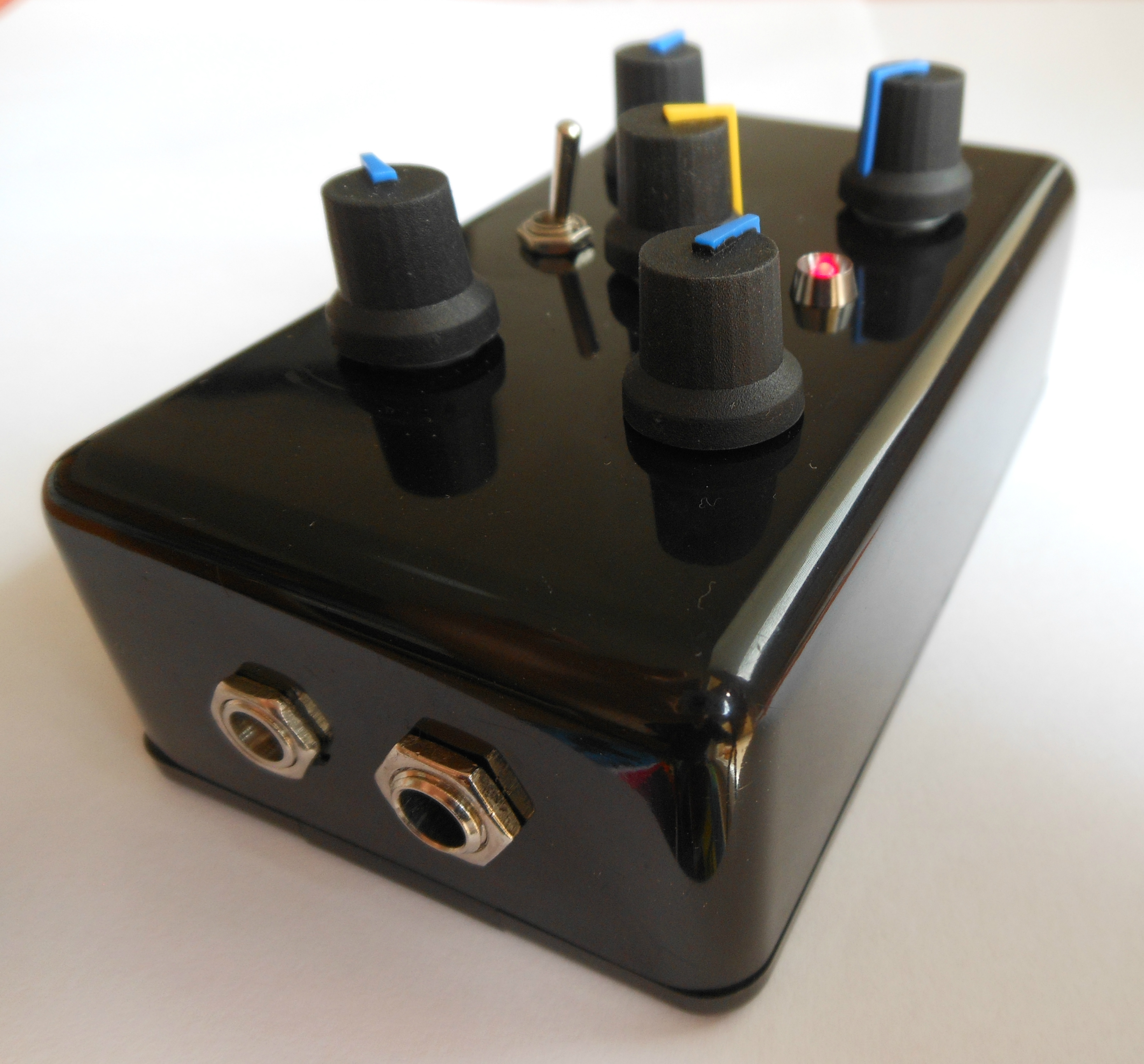 Picture of Auduino - Lo-Fi Arduino Synthesizer