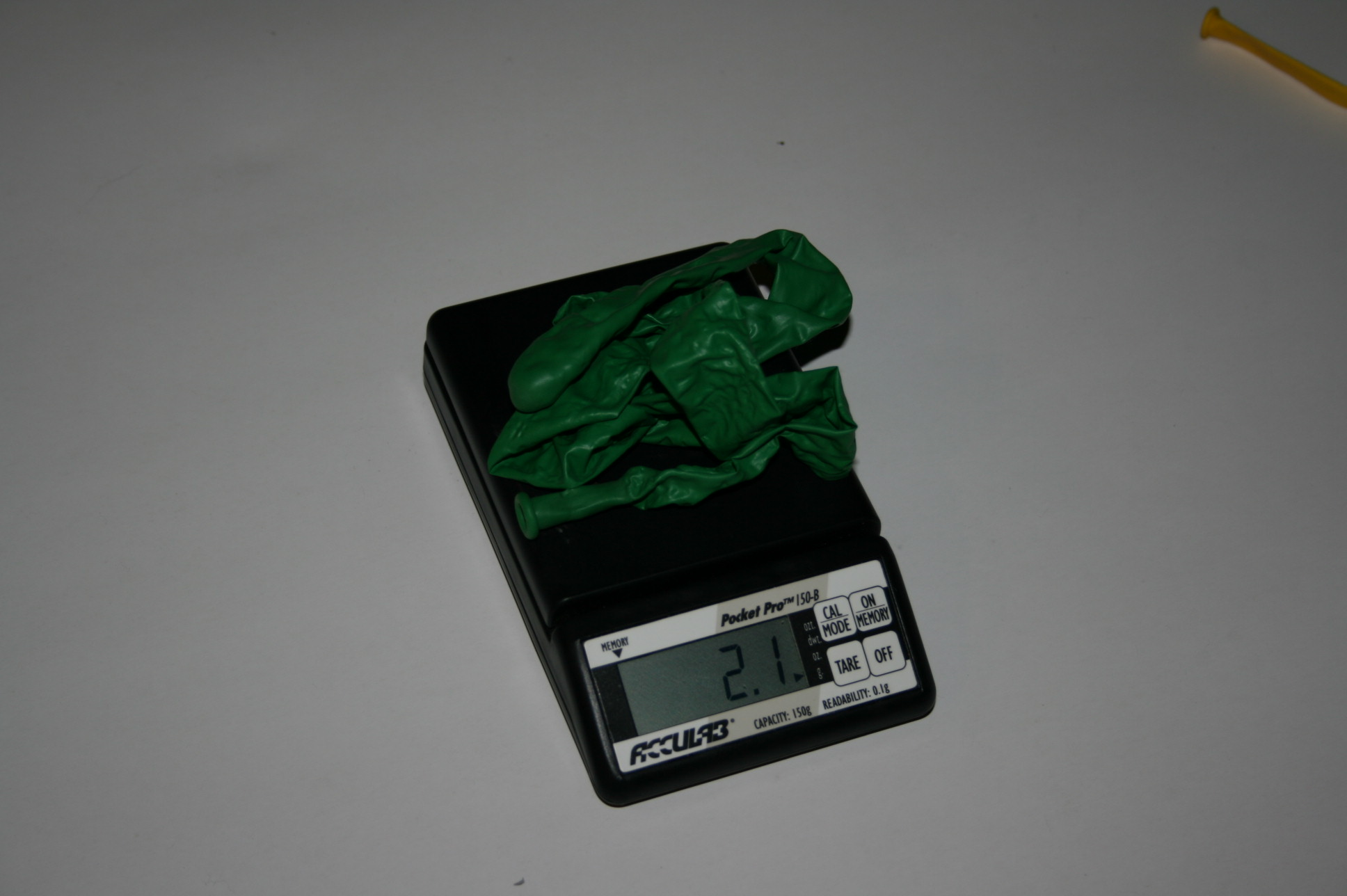 Picture of Weighing Other Things.