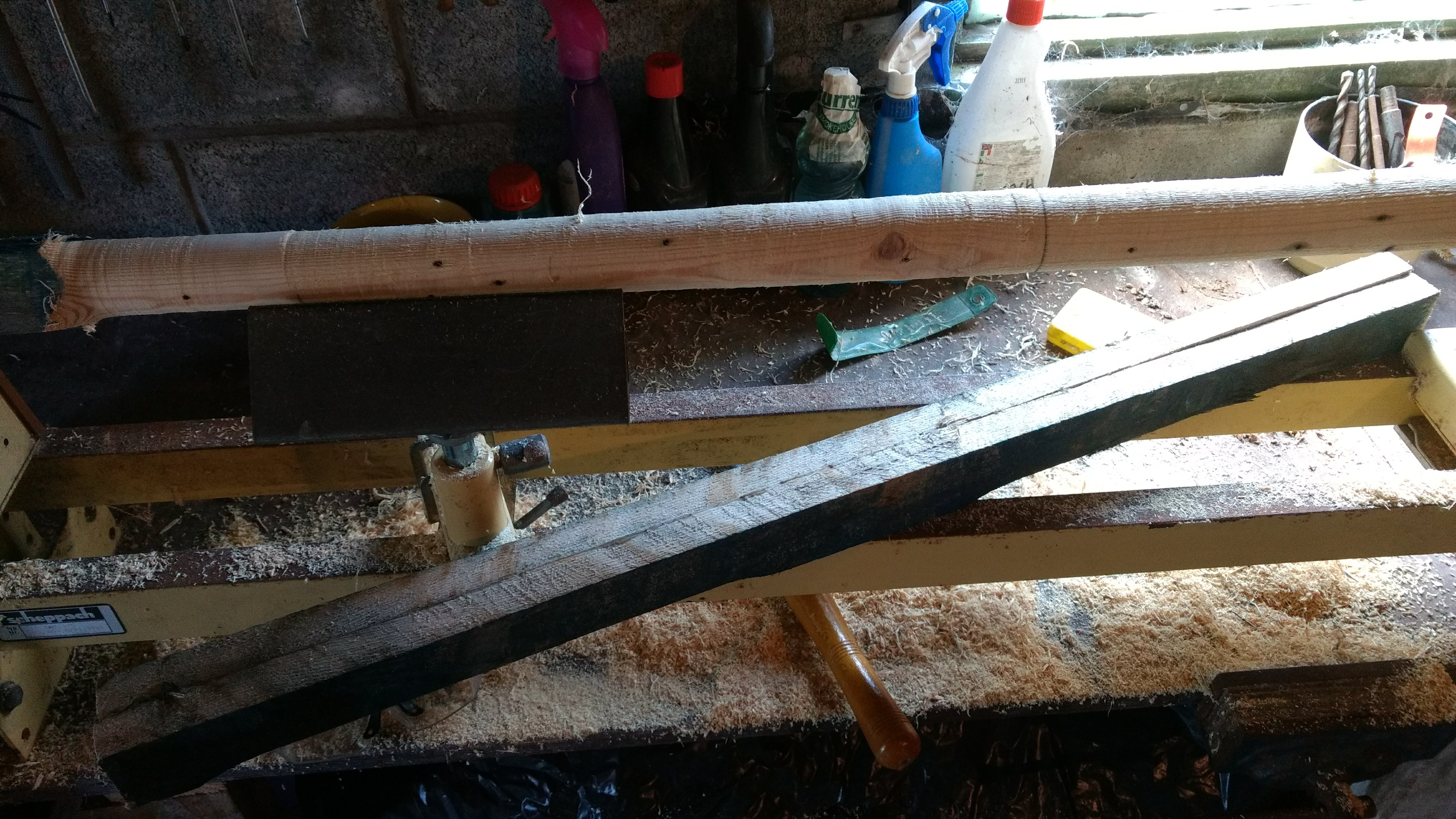 Picture of Cutting, Rasping and Gluing