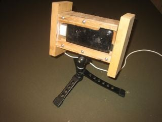Time Lapse Enclosure for Smart Phones