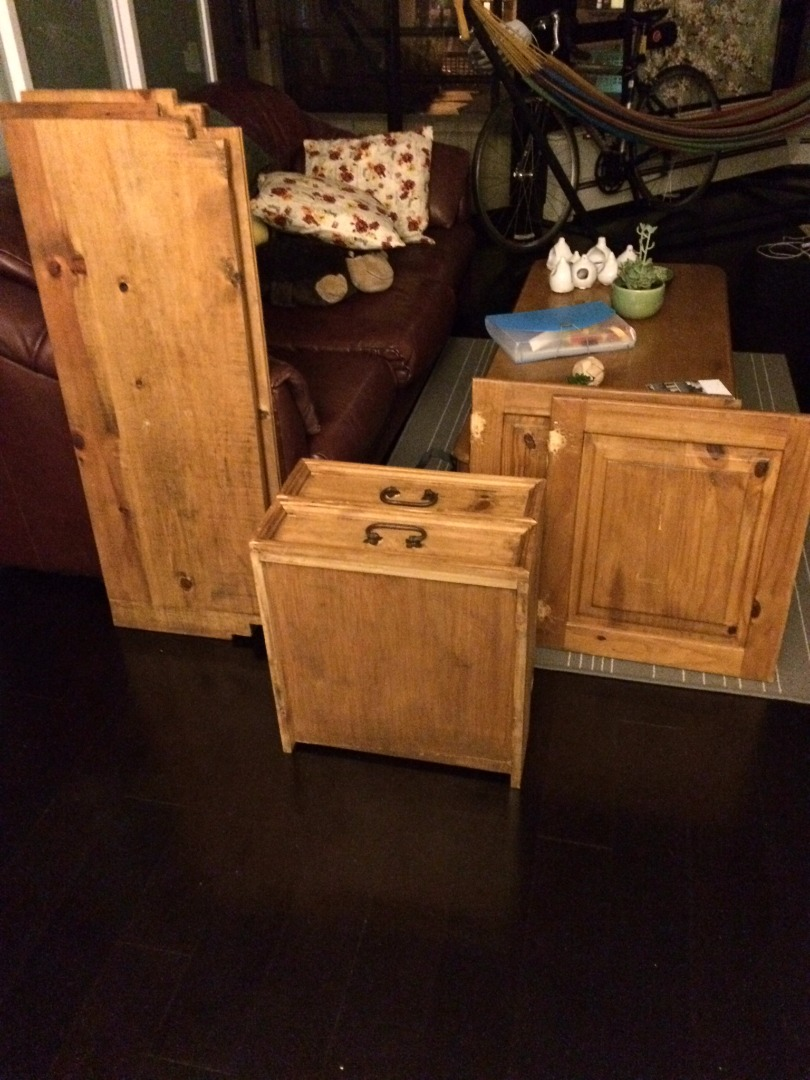 Picture of Find Salvaged Wood