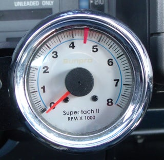 [DIAGRAM_5NL]  How to Install a Tachometer : 8 Steps (with Pictures) - Instructables | Chevy Tach Wiring |  | Instructables