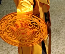 Dr. Strange/Ancient One Spell Props