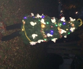Christmas Tree Halloween Costume