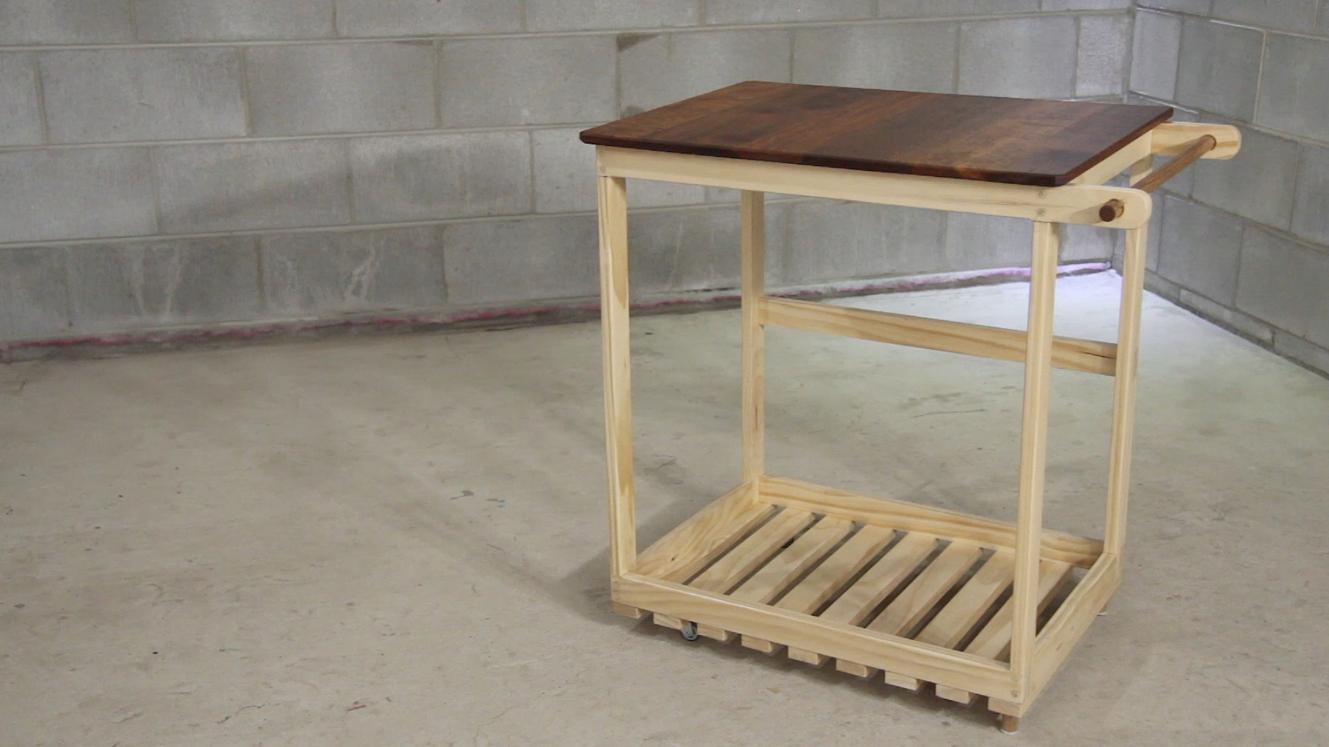 Picture of How to Make a BBQ / Braai Cart
