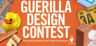 Guerilla Design Contest
