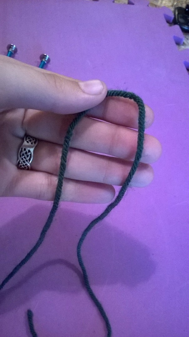 Picture of How to Make a Slip Knot