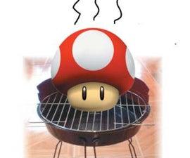 The Mario Bros. apron