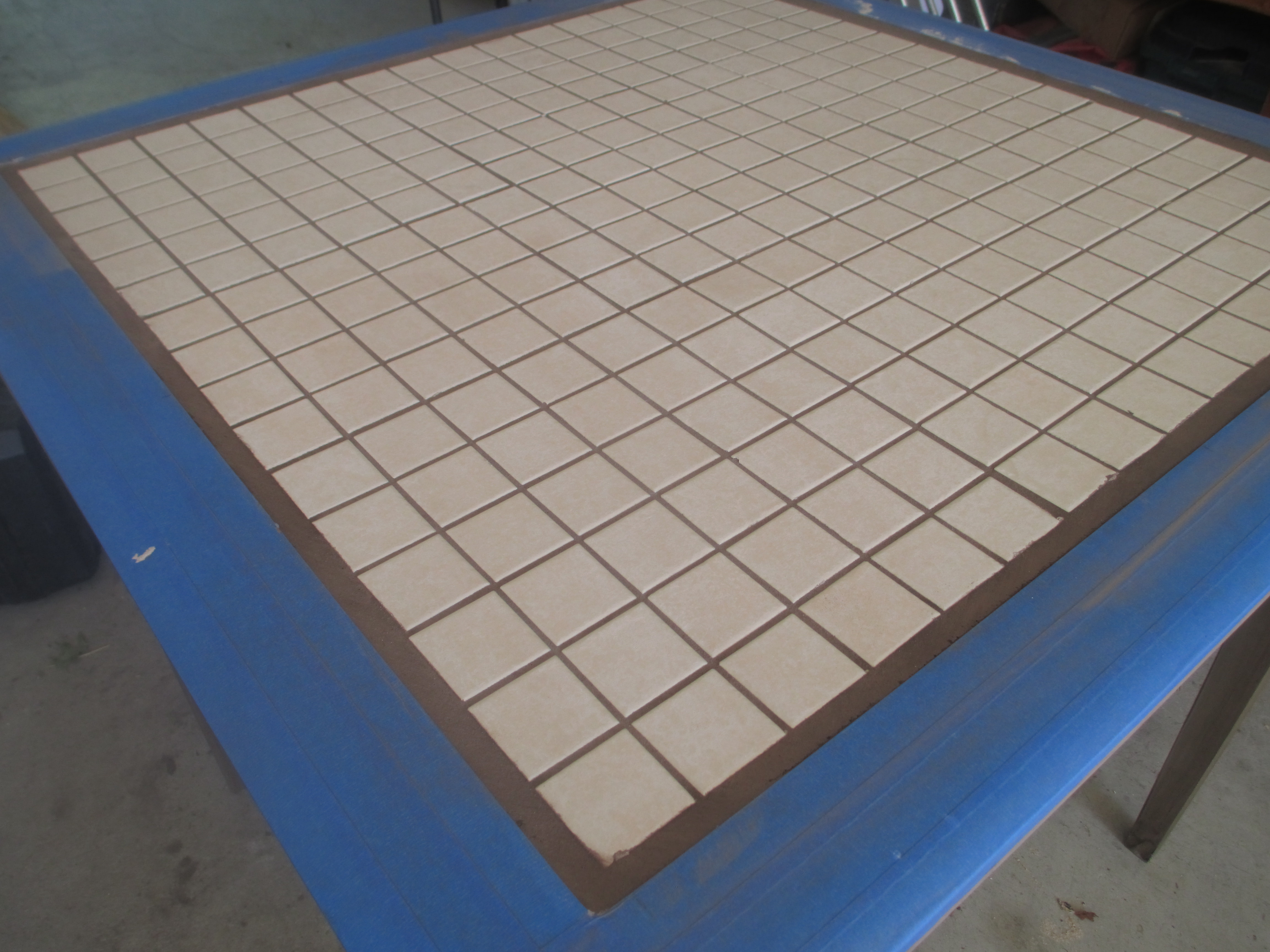 Picture of Apply Grout