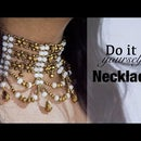How to Make Collar Necklace
