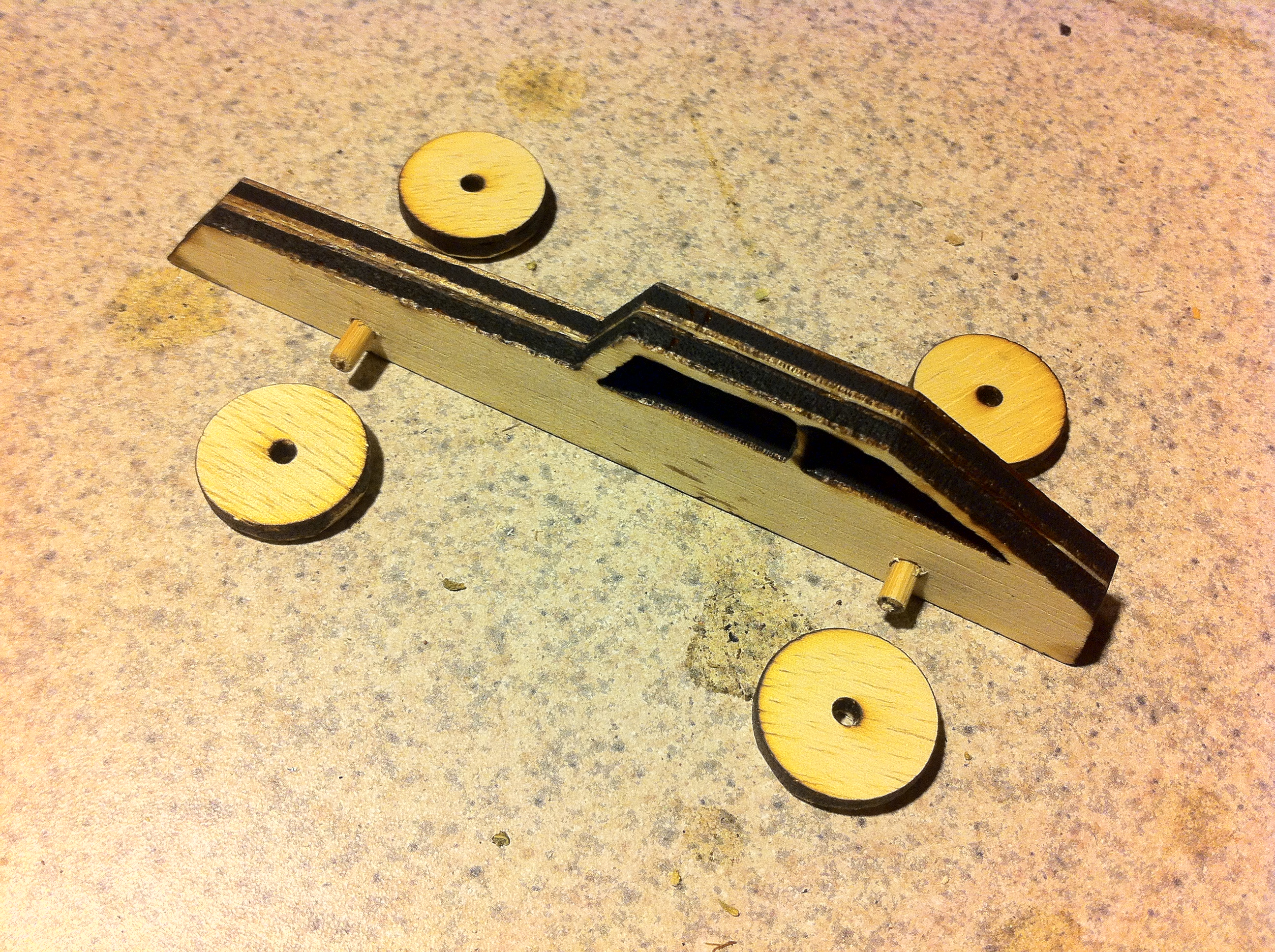 Picture of Create Axles