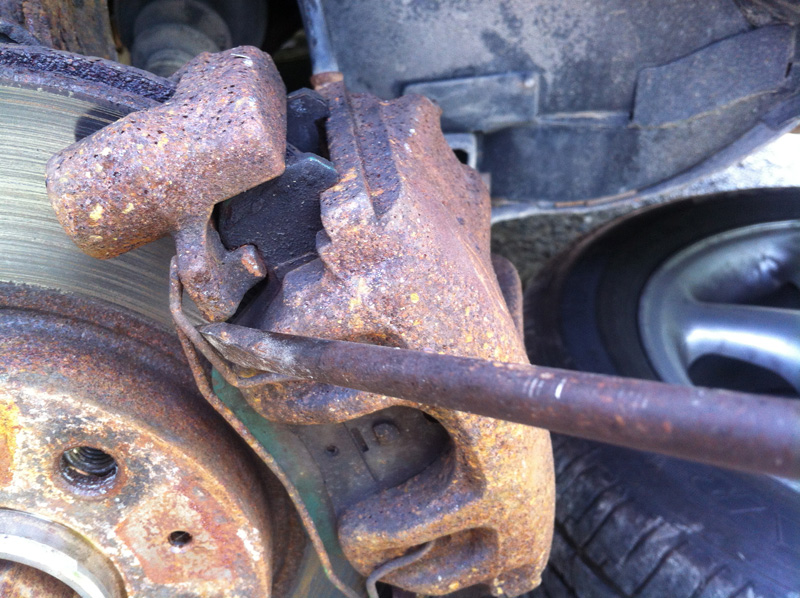 Picture of Let's Get That Caliper Off.
