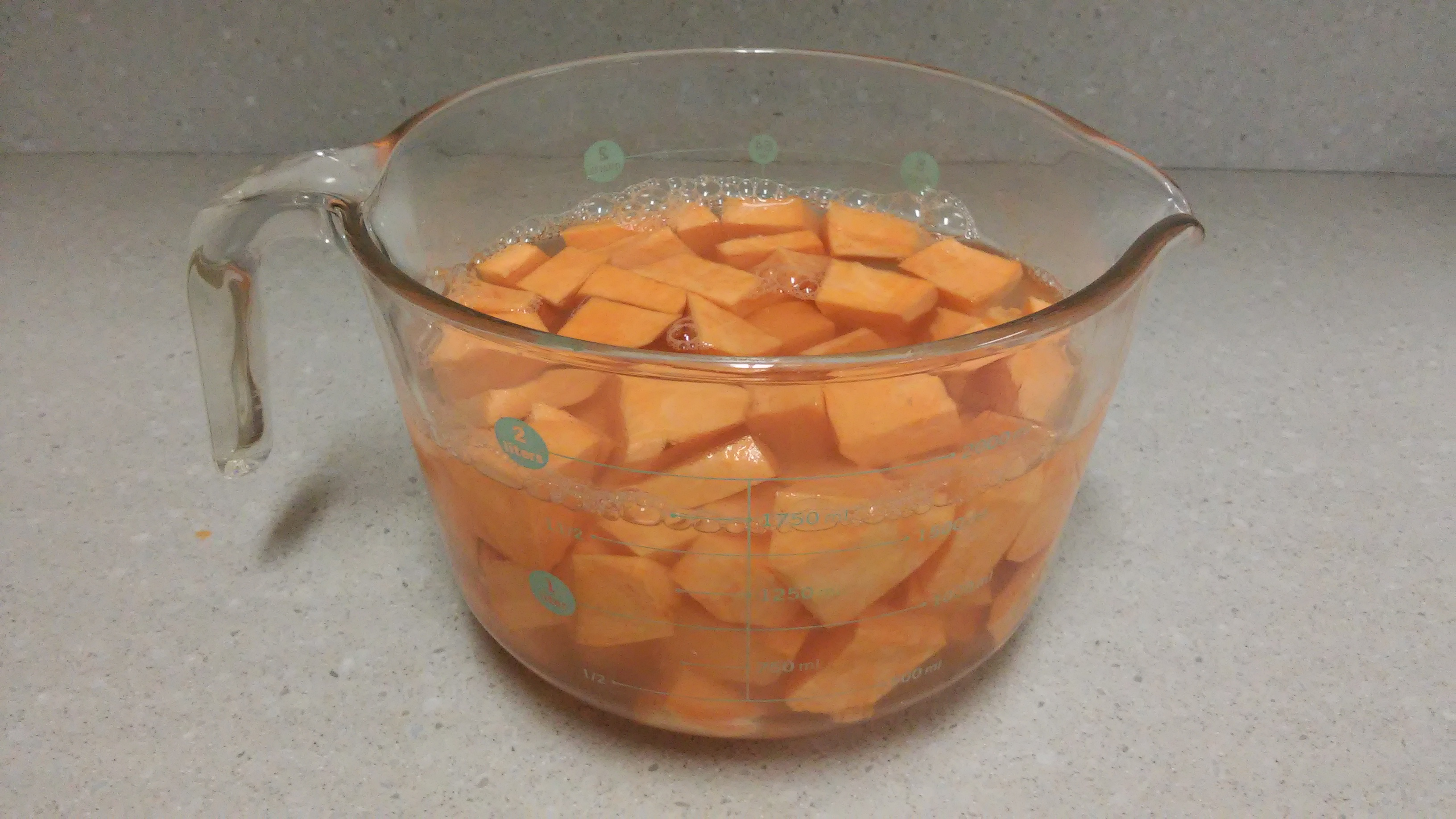 Picture of Cook Sweet Potato