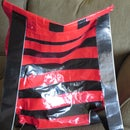 duct tape back pack