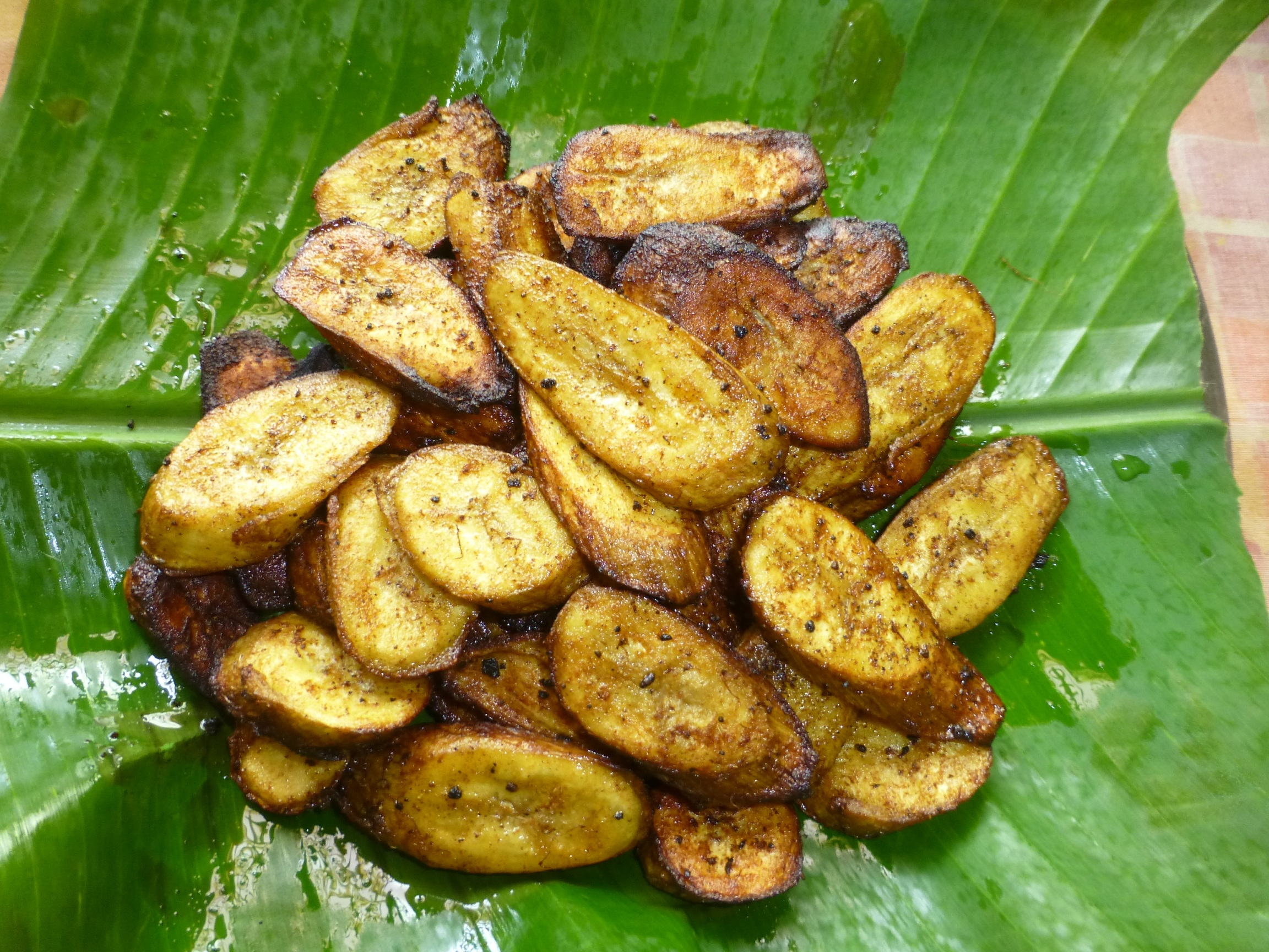Picture of Shallow-fried Raw Banana Fritters