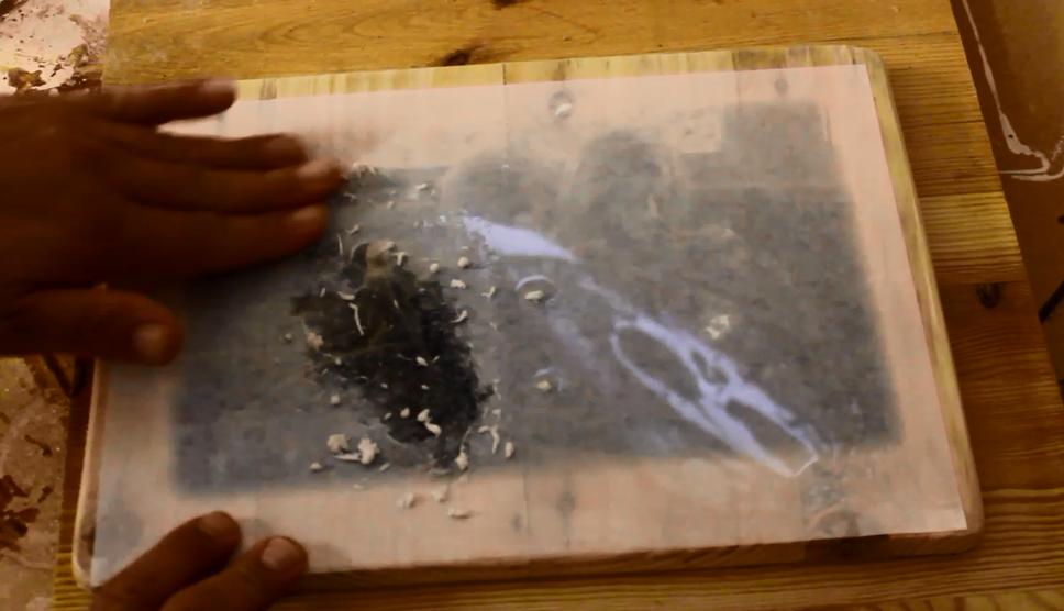 Picture of Remove the Paper