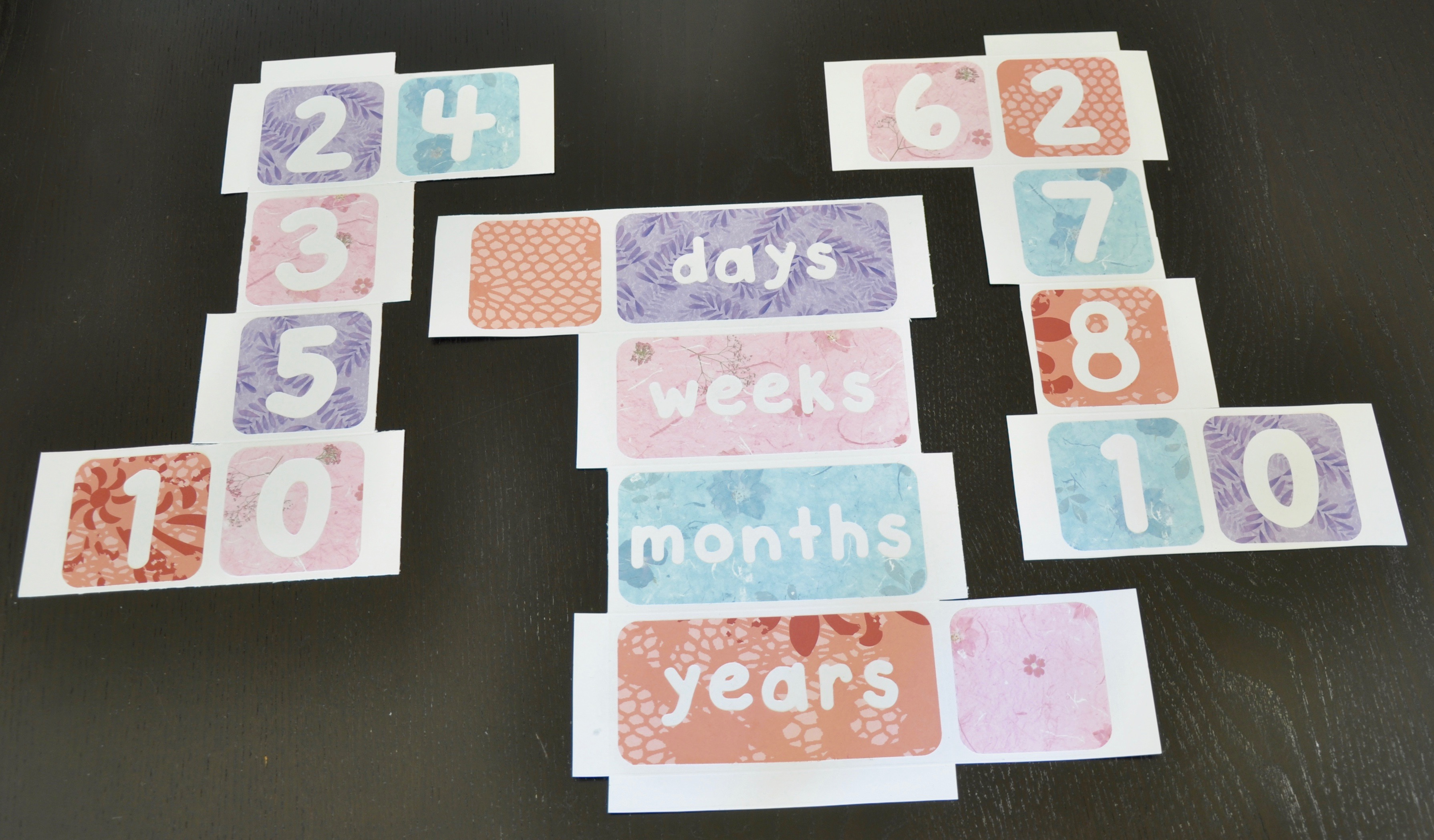 Picture of Making Numbers and Words