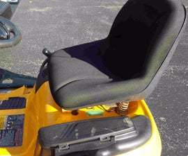 Disable the Kill Switch on a Riding Mower