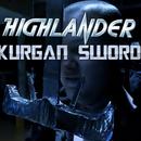 Highlander: Kurgan Sword