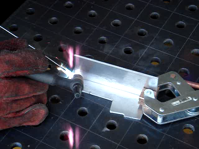 How To Weld Tig Welding 11 Steps With Pictures
