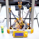 Detailled Assembly Instructions of the Rostock Mini Kossel 3D Delta Printer