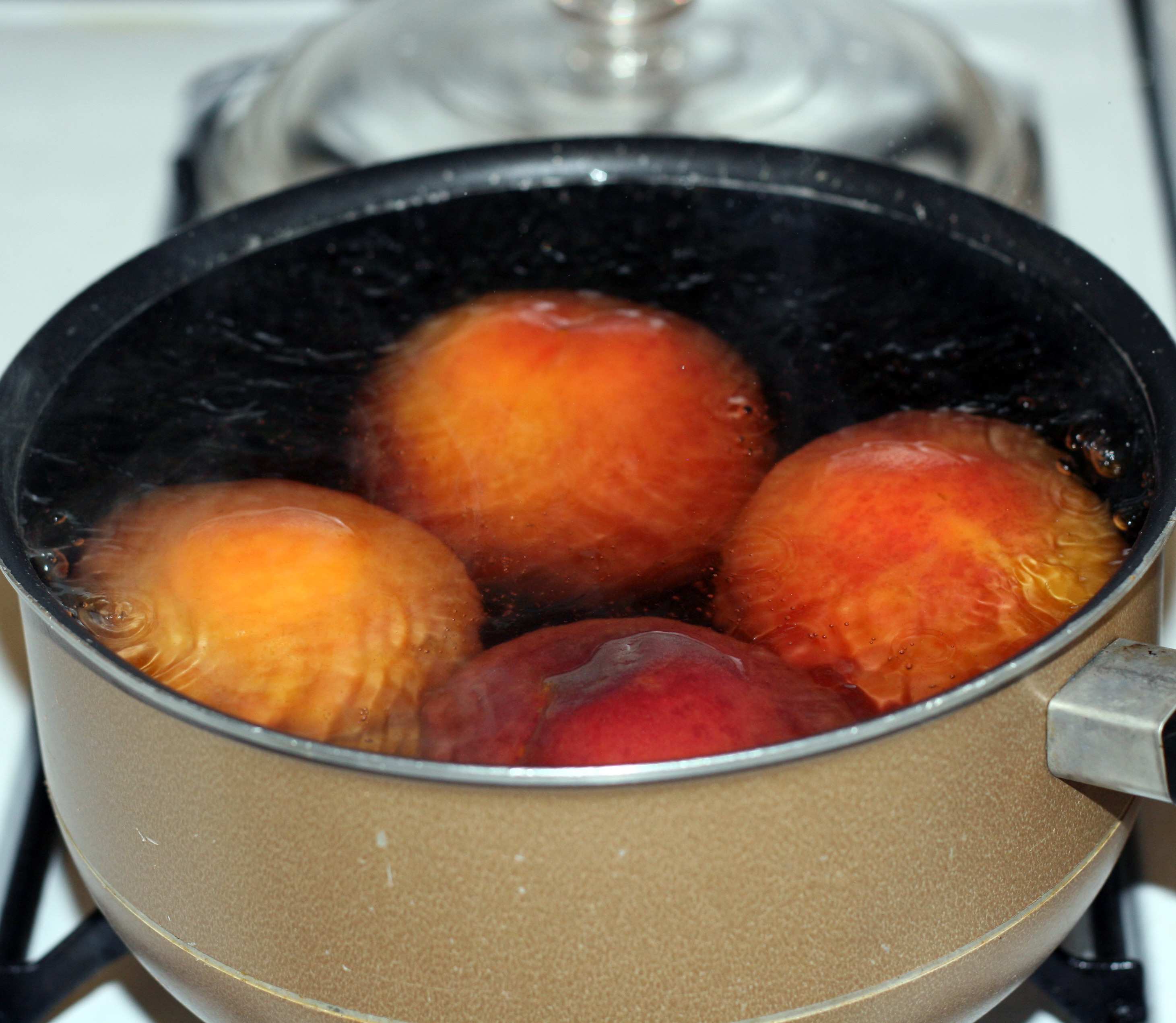 Picture of Prepare Peaches