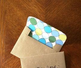 DIY Customizable Envelopes (Size A2)