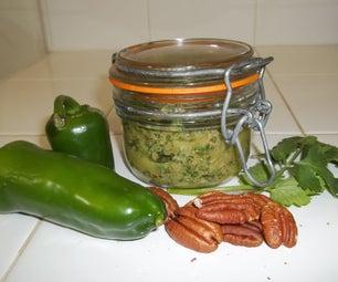 Vegan Tex-ican Pesto