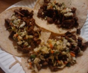 Taco Slaw - Repollo Y Lima