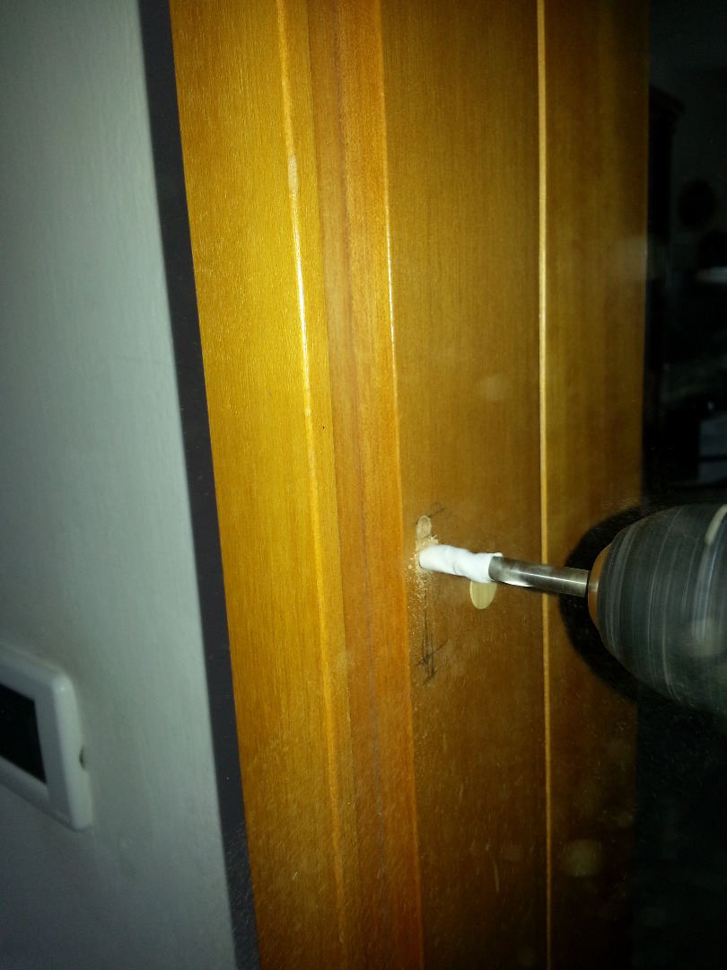 Picture of Jamb Slot
