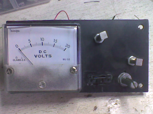 Picture of Zener Diode Checker