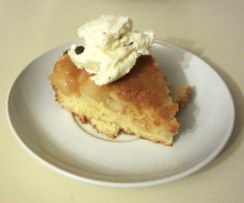 Grandma Barb's Cookie/Cake Pie