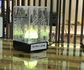 Bluetooth Desk Lamp