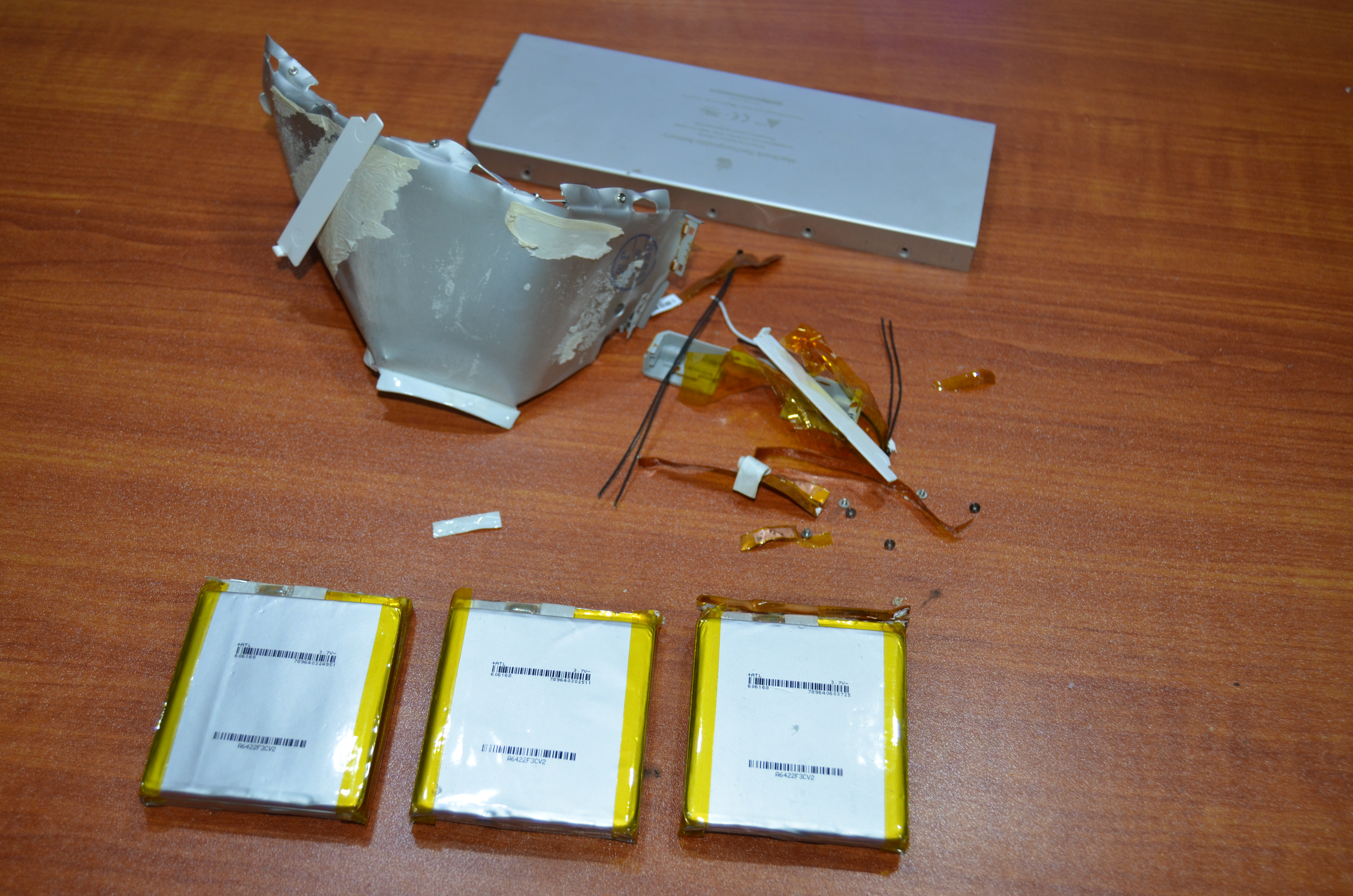 Picture of Making the Battery Pack