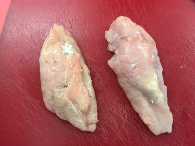 Stuff the Chicken Breasts