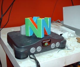 Paper Pub #6: The N64 Logo