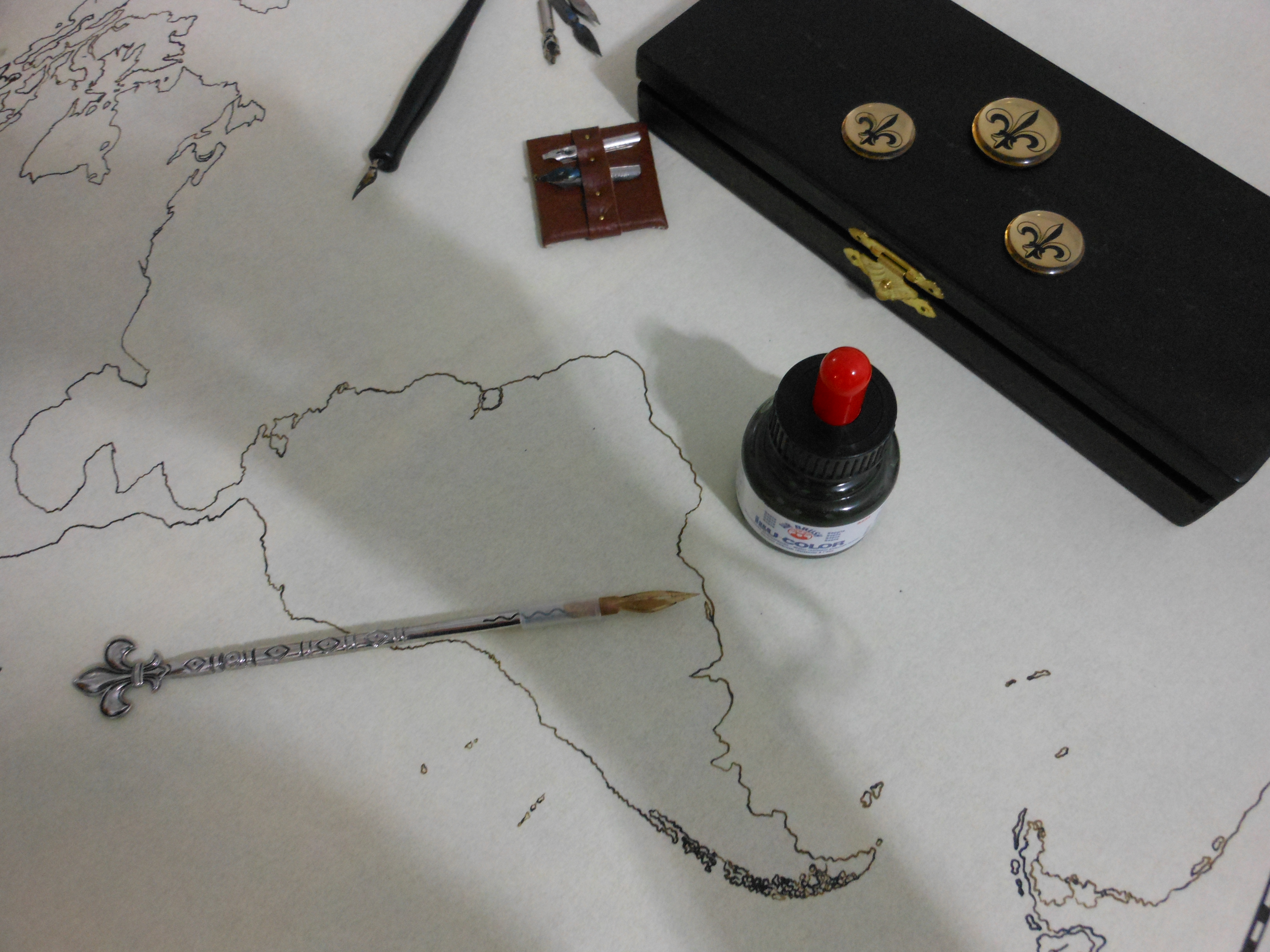 Picture of Tracing the Land