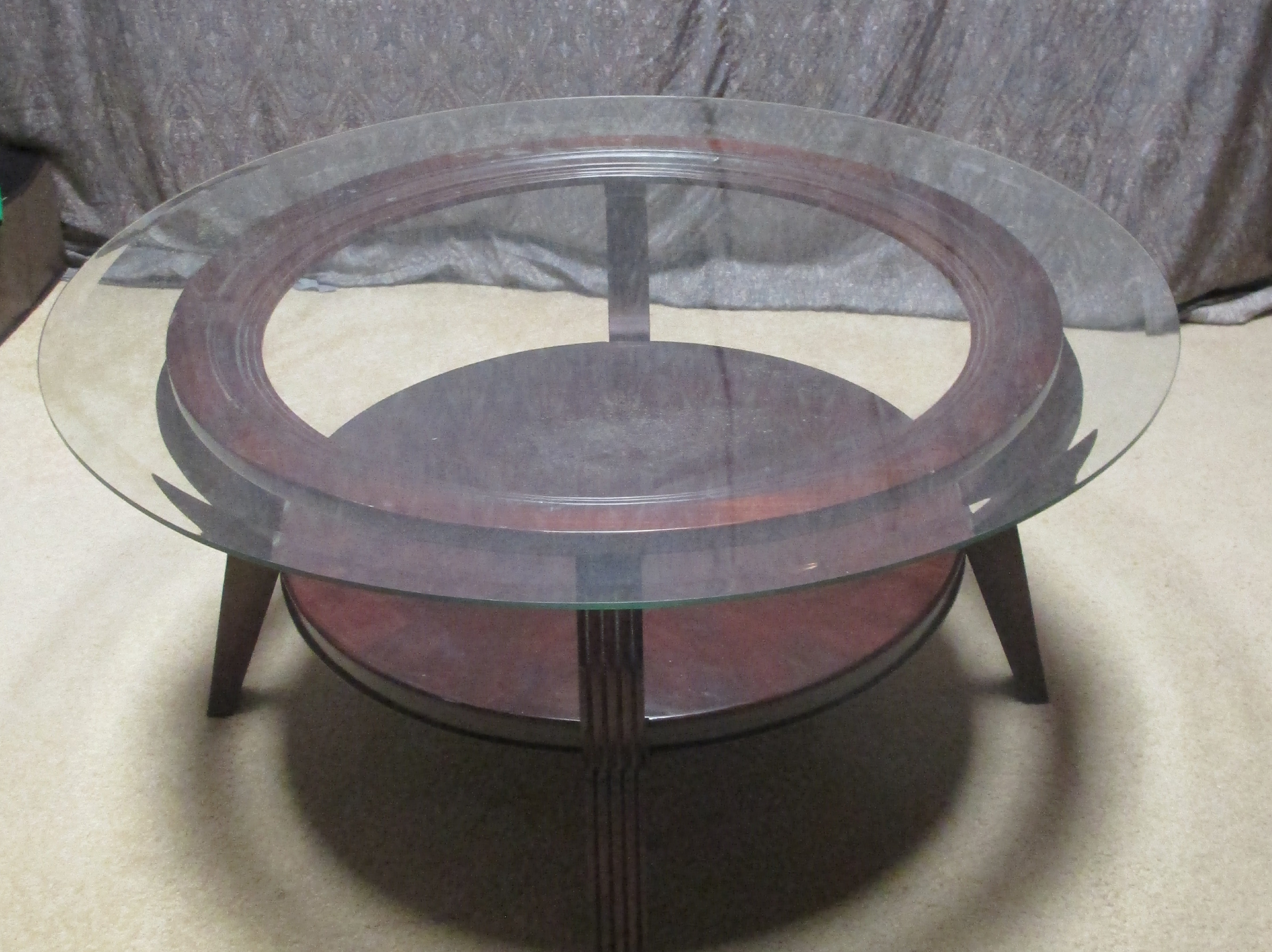 Picture of Obtain an Old Coffee Table.