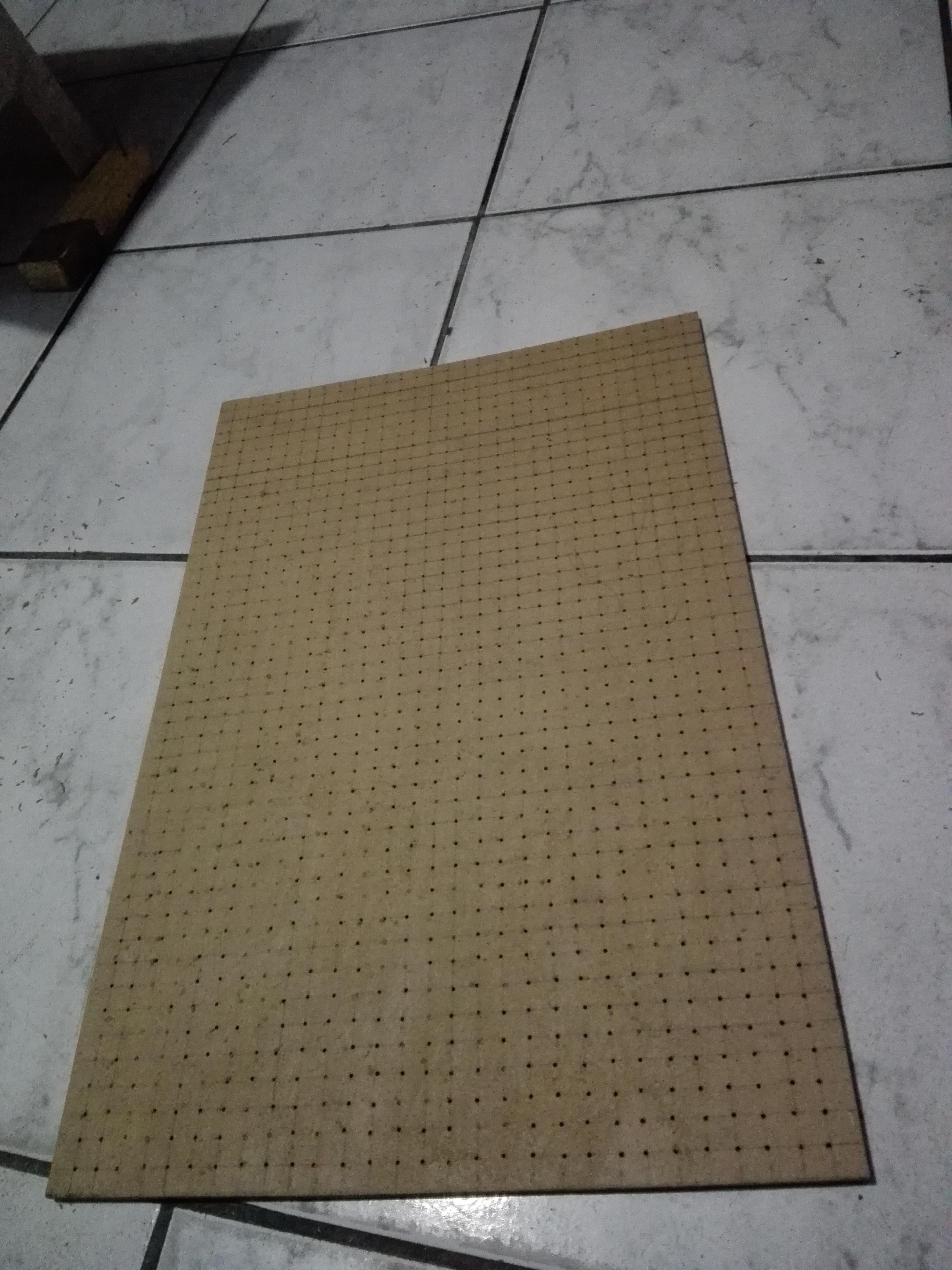 Picture of Board / Tablero :
