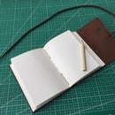 How to Make a Leather Journal