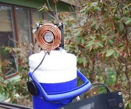 Personal Solar Powered Air Conditioner