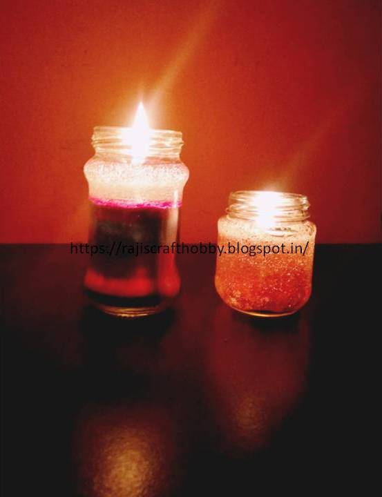 Picture of Learn How to Make Decorative Gel Candles