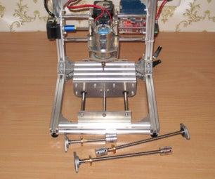 Improving a Small Engraver