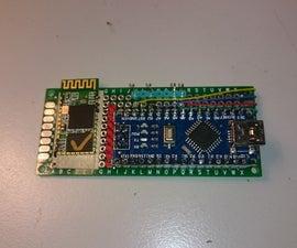 Arduino & HC-05: Serial Menu Wizard
