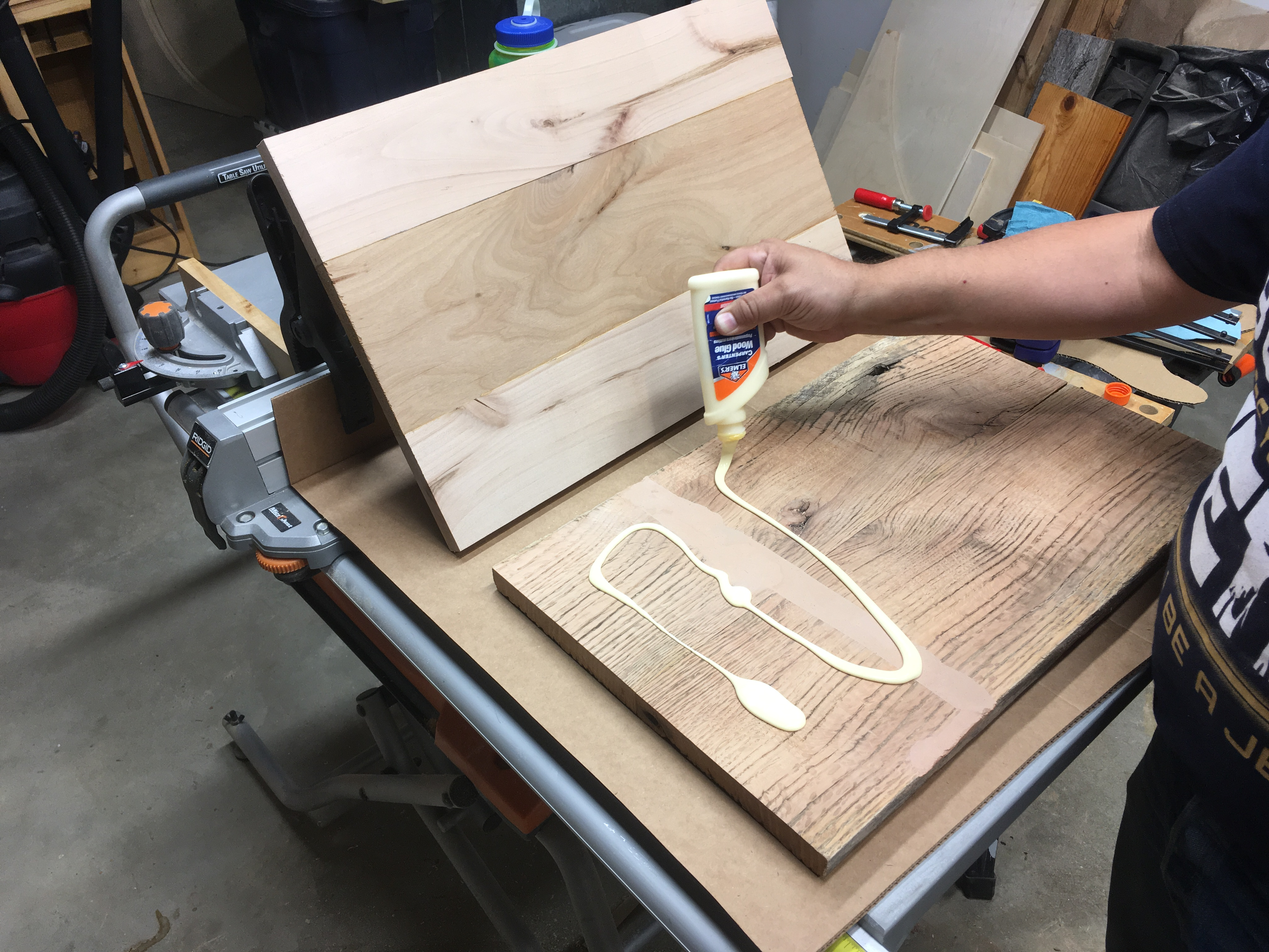 Picture of Gluing the Body