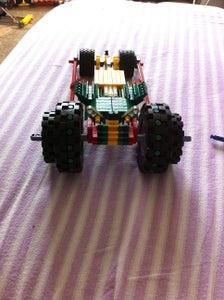 Knex Batmobile